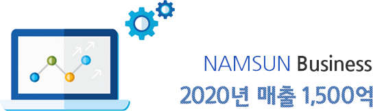 NAMSUN Business 2020년 매출 1,500억